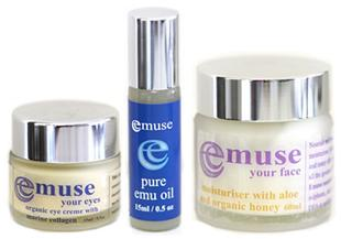 Natural Emu Oil - Skin Care Products